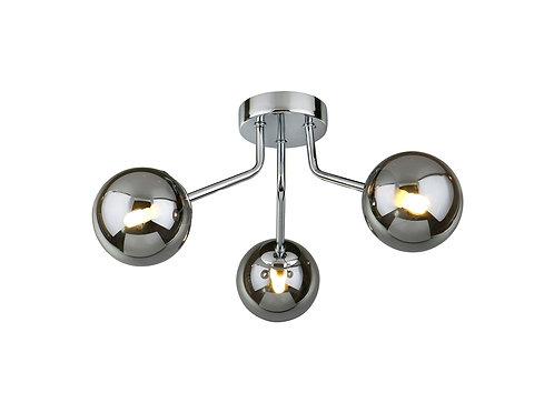 CAPSULE 3lt Semi-Flush Ceiling Light