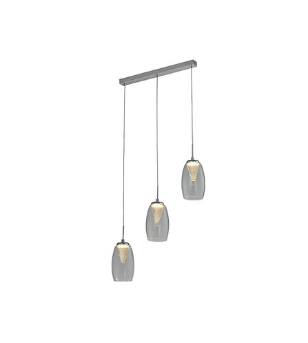 CONICAL 3lt Bar Pendant