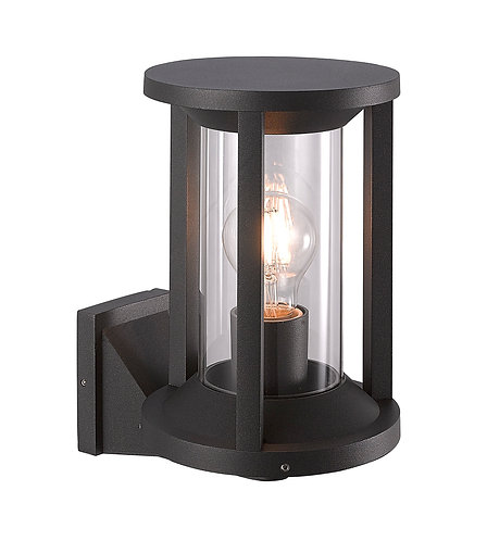 ACE 1lt Outdoor Wall Light