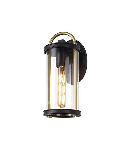 GAVIN 1lt Small Outdoor Wall Light