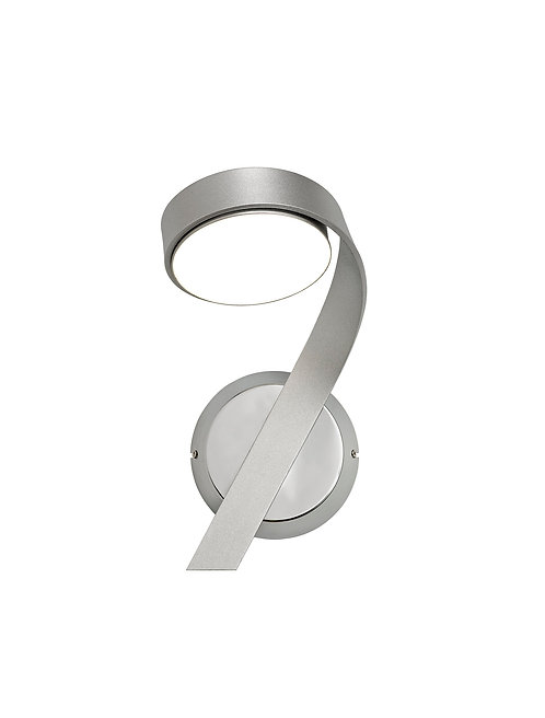 TWISTER Right Hand Wall Light
