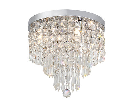 SPARKLE 4lt Flush Ceiling Light