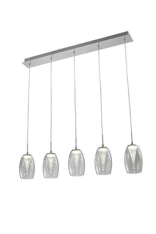 CONICAL 5lt Bar Pendant