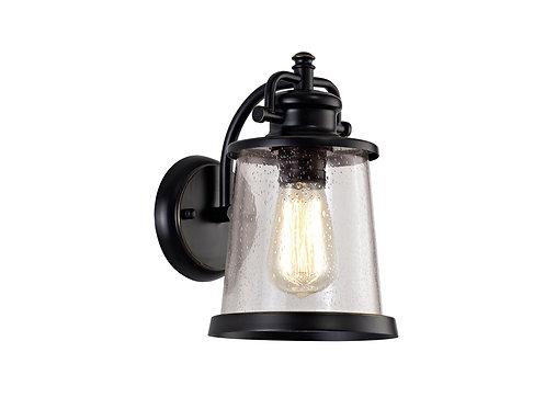 BELLA 1lt Outdoor Wall Light