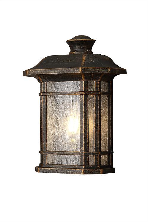 ALBERT 1lt Outdoor Wall Light