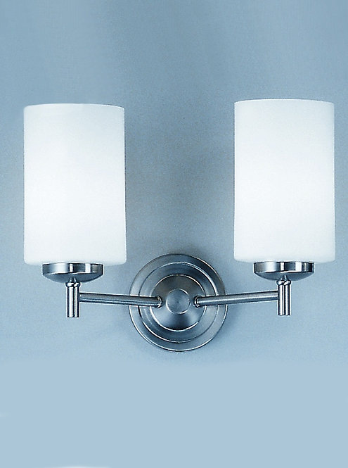 DAWN 2lt Wall Light