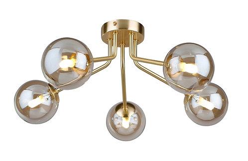 CAPSULE 5lt Semi-Flush Ceiling Light