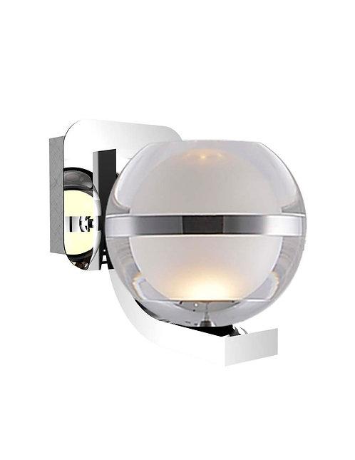 ORBIT 1lt Wall Light