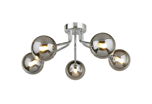 CAPSULE 5lt Semi-Flush Ceiling Light