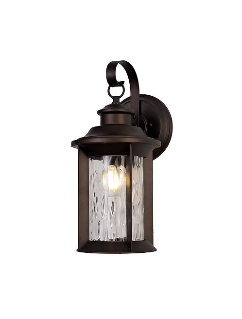 ELAINE 1lt Small Outdoor Wall Light