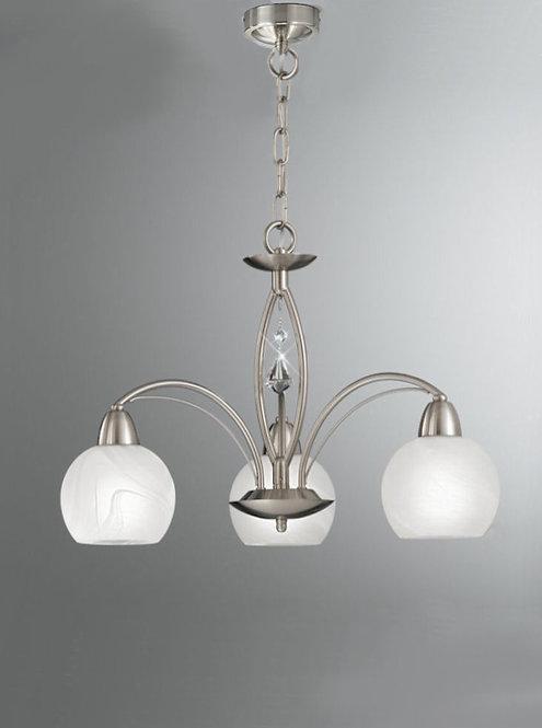TERESA 3lt Pendant / Semi-Flush Ceiling Light