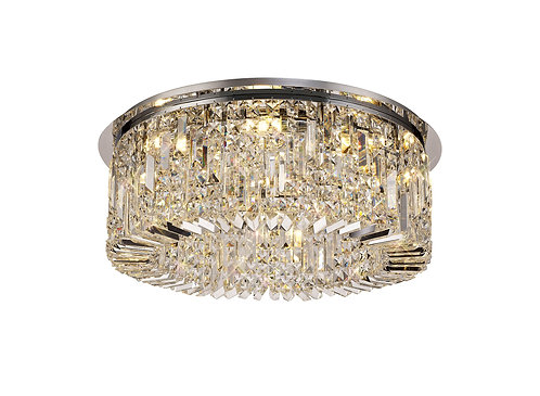 ZOE 8lt Flush Ceiling Light