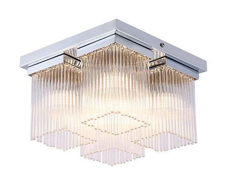SPLASH C Semi-Flush Ceiling Light