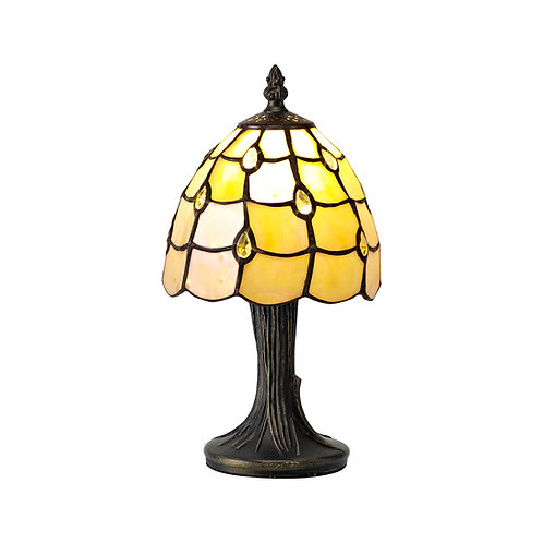CAIN 1lt Tiffany Table Light