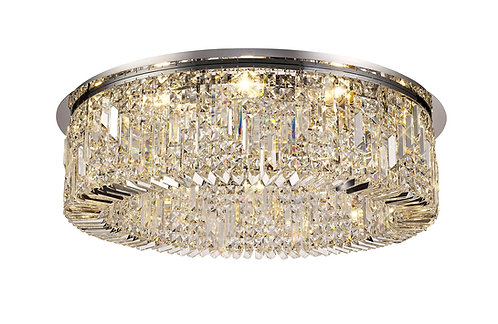 ZOE 12lt Flush Ceiling Light