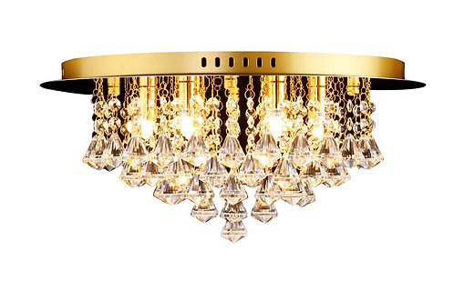 CHELSEA 6lt Flush Ceiling Light