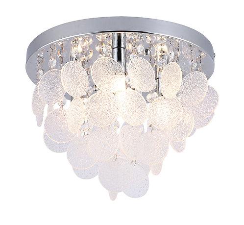 SPLASH E Large Semi-Flush Ceiling Light