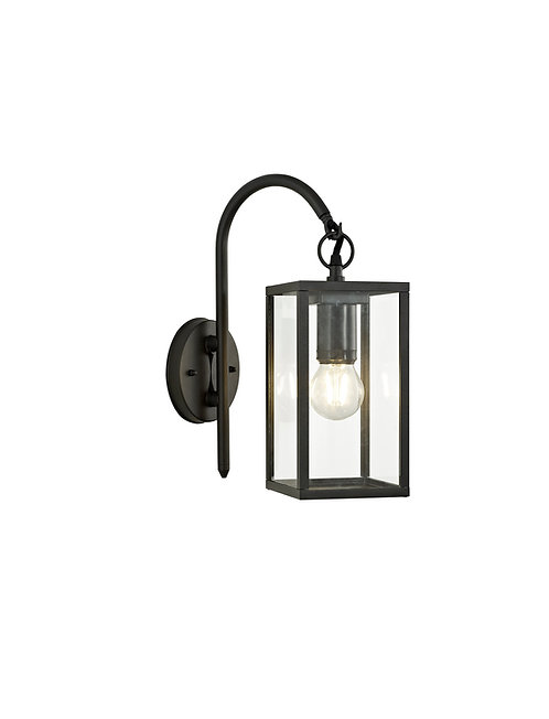 SANDRA 1lt Outdoor Wall Light