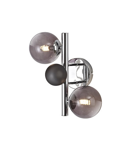 BOBBLE 2lt Wall Light