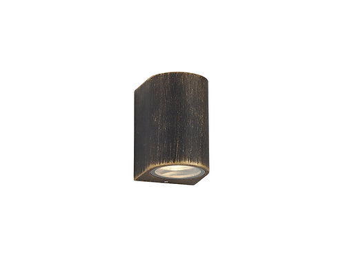 SIMON 1lt Outdoor Wall Light