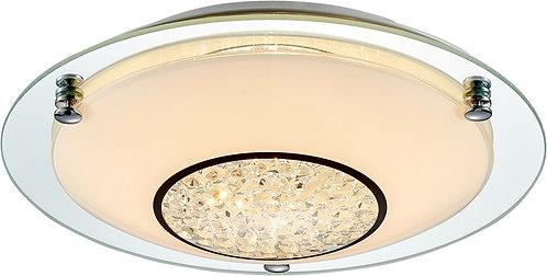 SPLASH A Small Flush Ceiling Light