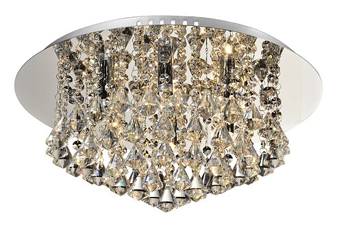 CHELSEA 6lt Flush Ceiling Light