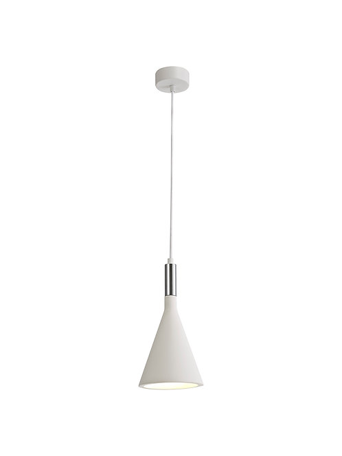 SEB Paintable 1lt Ceiling Pendant
