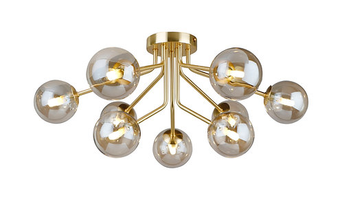 CAPSULE 9lt Semi-Flush Ceiling Light