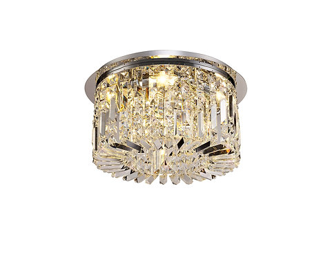 ZOE 5lt Flush Ceiling Light