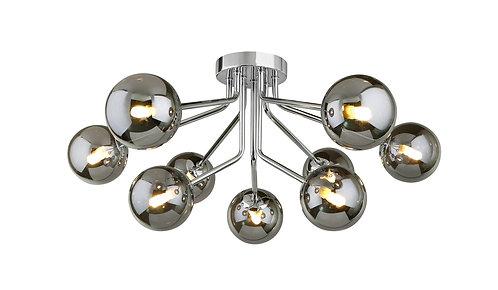 CAPSULE 9lt Semi-Flush Ceiling Light