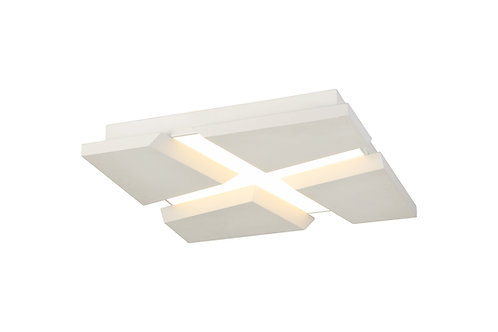 HARVEY Flush Ceiling Light