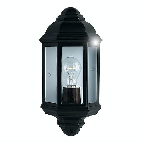 Black Outdoor Wall Light