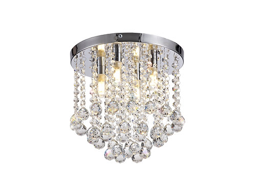 CHERYL 4lt Flush Ceiling Light