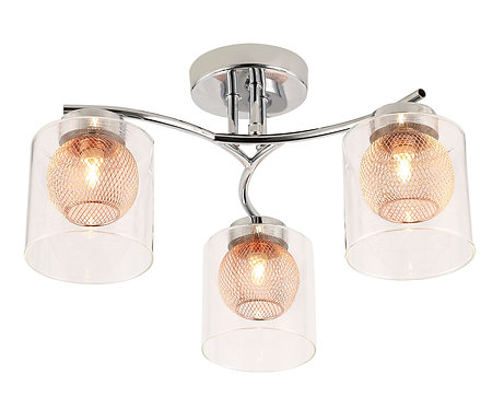 SCOOP 3lt Semi-Flush Ceiling Light