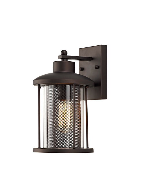 ROBERTSON Large Outdoor Wall Lantern