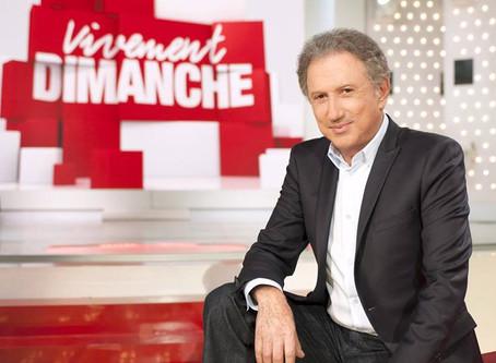 Michel Drucker met le refuge à l'honneur ce dimanche 5 janvier 2020