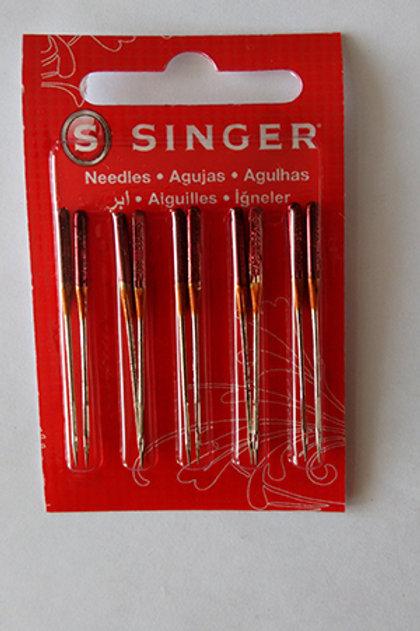 Agulha SINGER Quilting 14