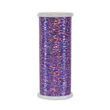 Linha Holográfica - GLITTER Superior Threads Lilas 400mts