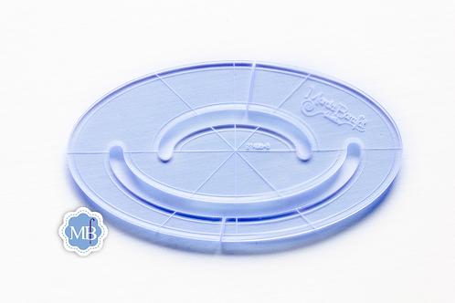 Régua Micro Oval