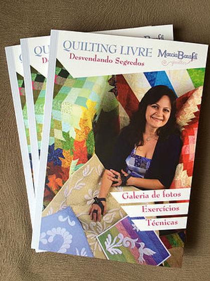 Livro Quilting Livre - Desvendando Segredos