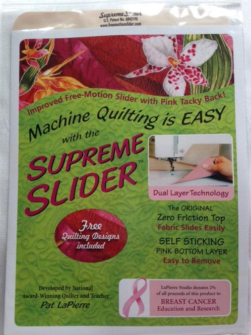 Base Deslizante Supreme Slider