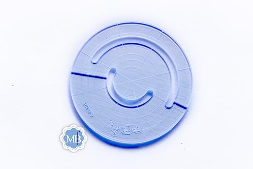 Régua - Micro Círculo
