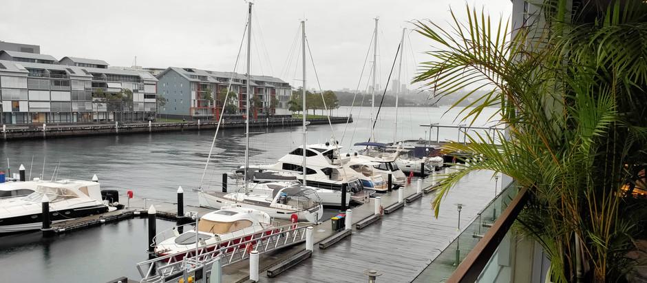 Sydney Wharf - the other Barangaroo