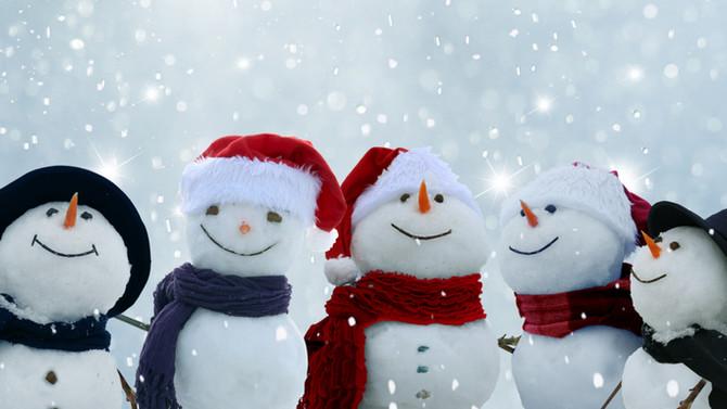 Alla ricerca del bianco Natale...