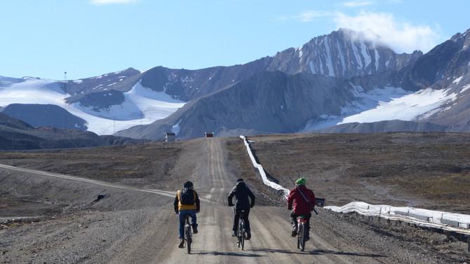 """RESEt: una classe alle Svalbard"" sbarca a Milano"