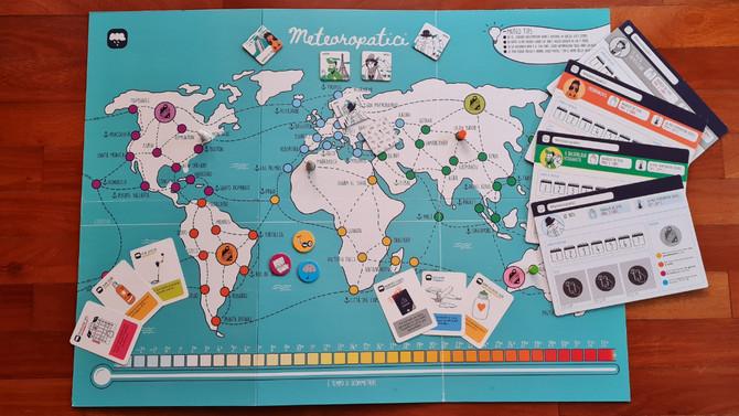 METEOROPATICI - il gioco da tavolo su meteo e clima