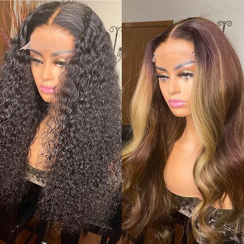 Custom Wig Creation