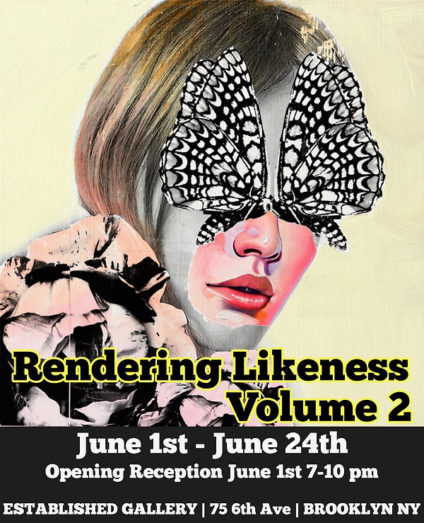Rendering Likeness 2 (Established Promo)