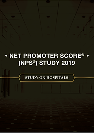 aAdvantage Consulting Publications: Net Promoter Score Study 2019 - Study on Hospitals