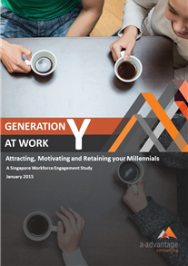 aAdvantage Consulting Publications Generation Y at Work